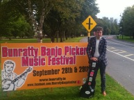 Bunratty Banjo Festival