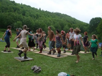 The ever popular Trad Academy flatfoot dancing workshops