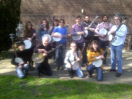 Banjo workshops at Cecil Sharp House