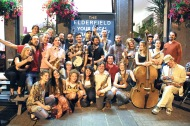 Our local folk music session