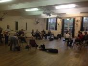 Banjo workshops at Cecil Sharp House